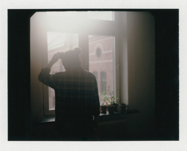 Polaroid from the diary (IMAGO)